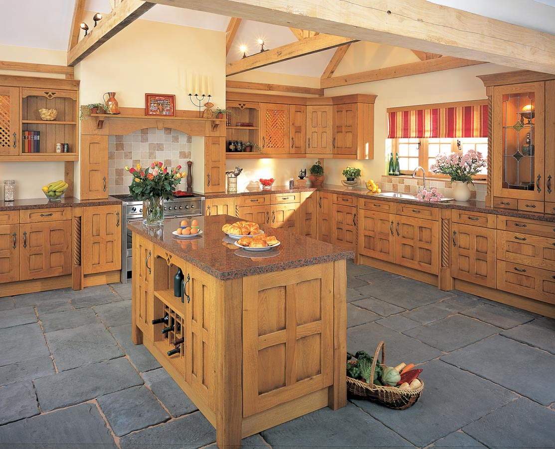 Kitchens Nottingham Derby & Ilkeston Cherrywood Interiors . Full resolution  picture, nominally Width 1113 Height 900 pixels, picture with #9D6F2E.