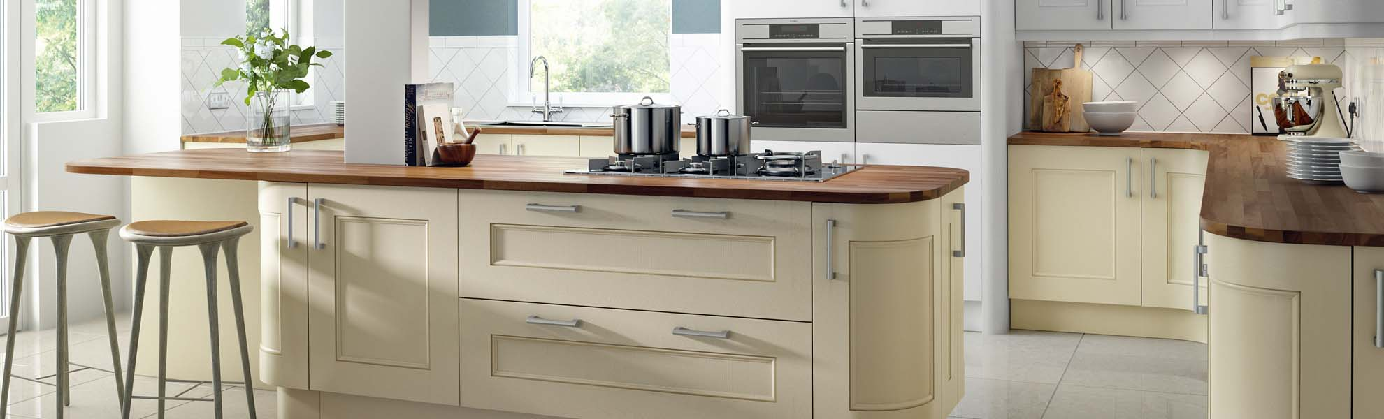 Kitchens Nottingham Derby Ilkeston Cherrywood Interiors